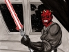 Darth Maul Commission